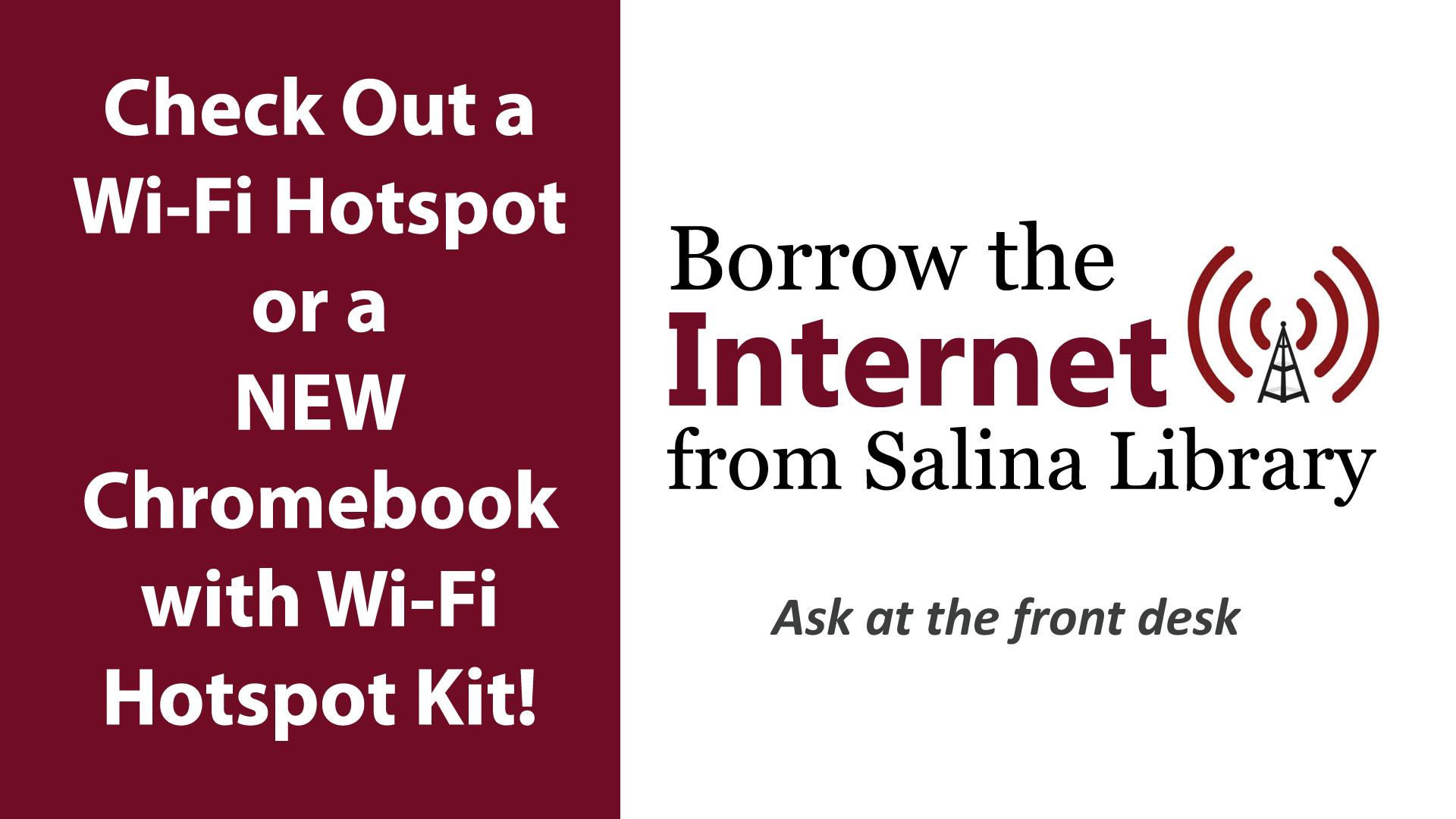 Borrow Wi-Fi